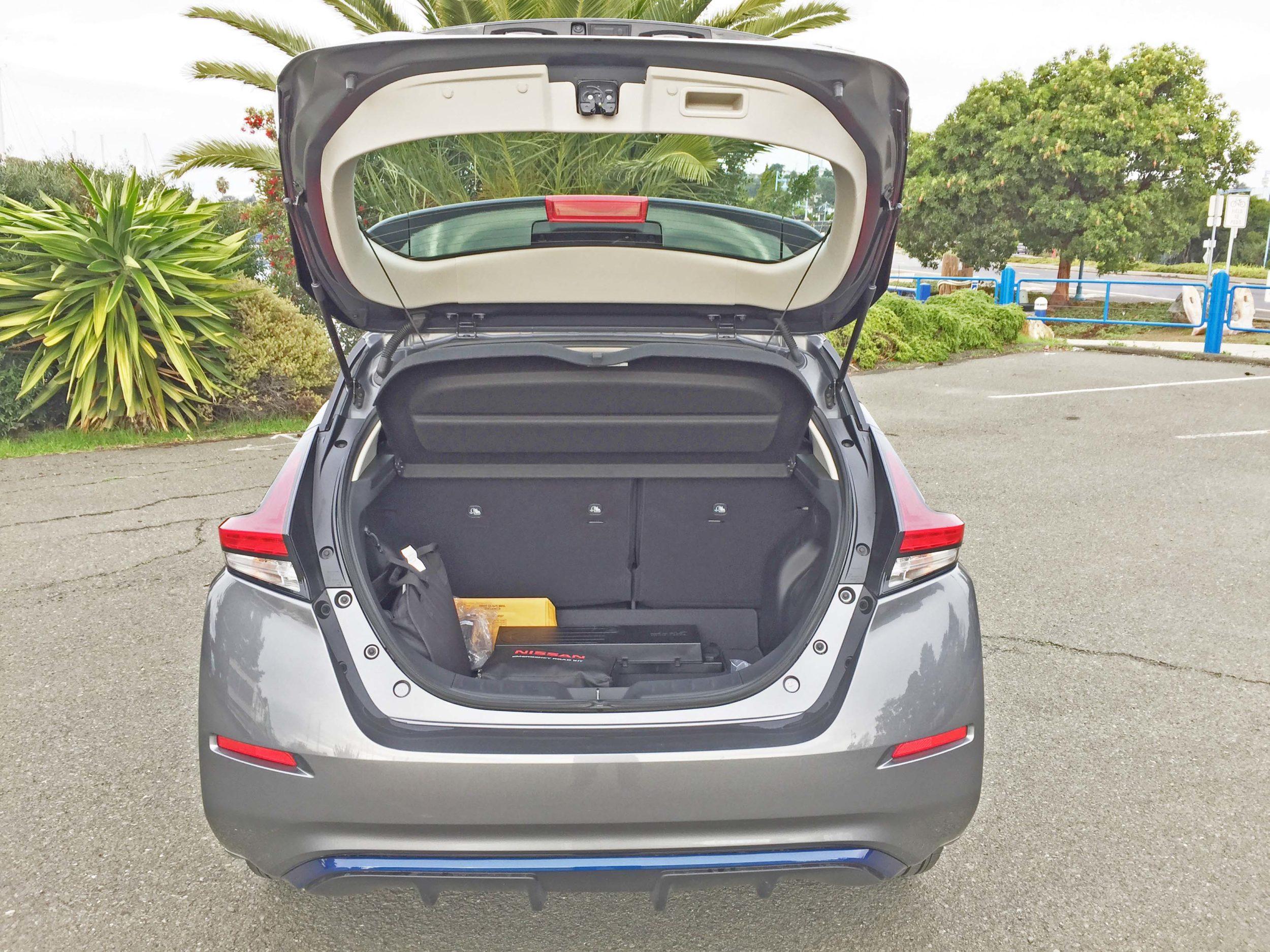 Nissan Leaf SL Htch