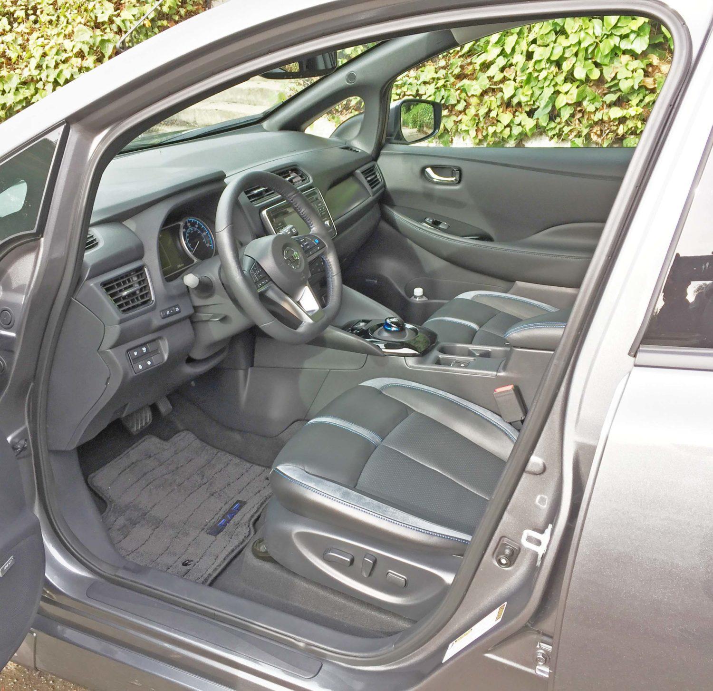 Nissan Leaf SL Int