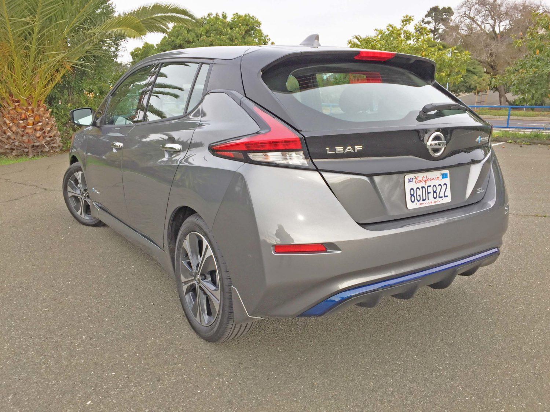 Nissan Leaf SL LSR