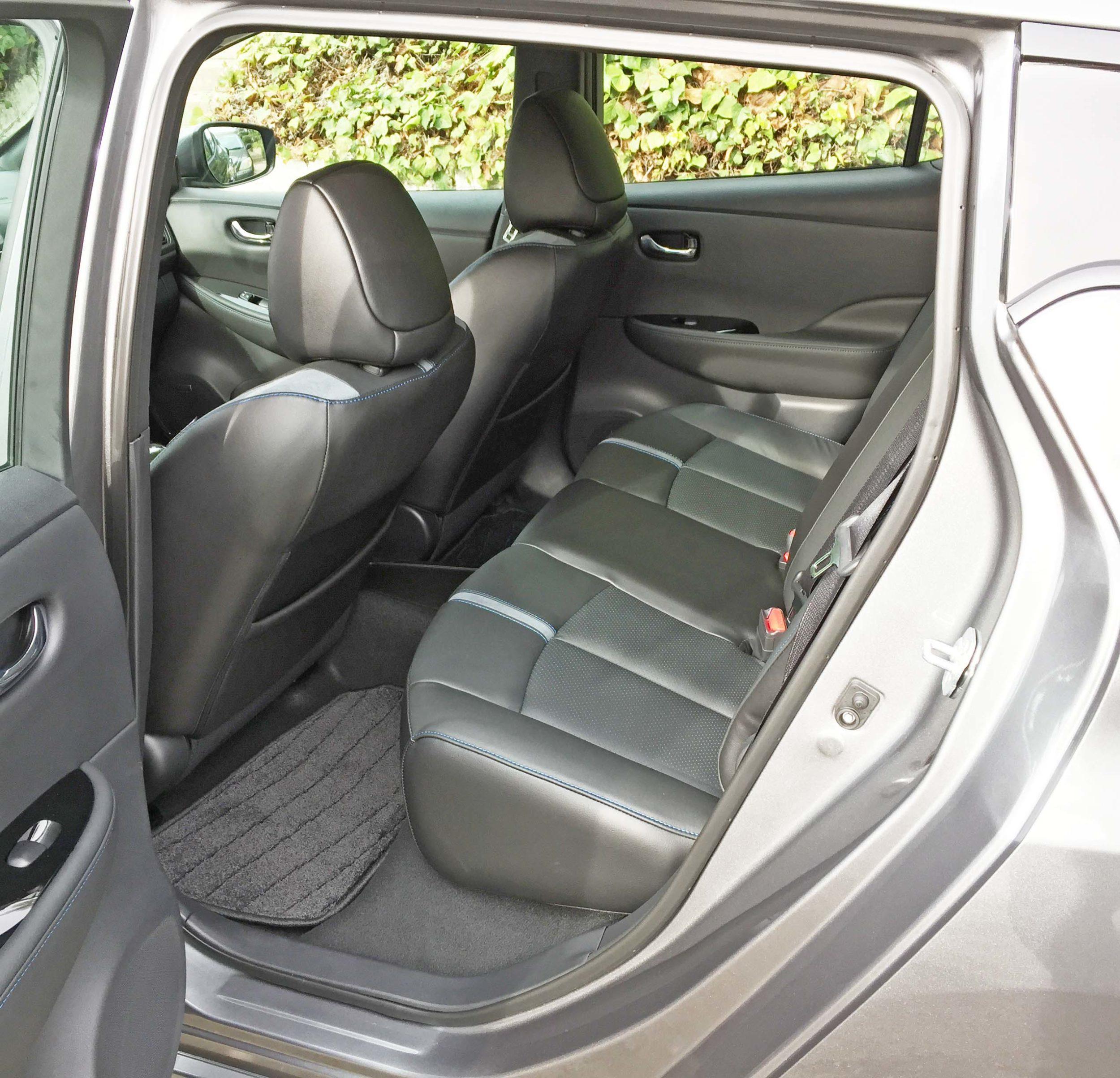 Nissan Leaf SL RInt