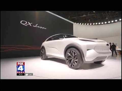 2019 North American International Auto Show LIVE from WDAF Fox 4 with Mike Caudill In Detroit!