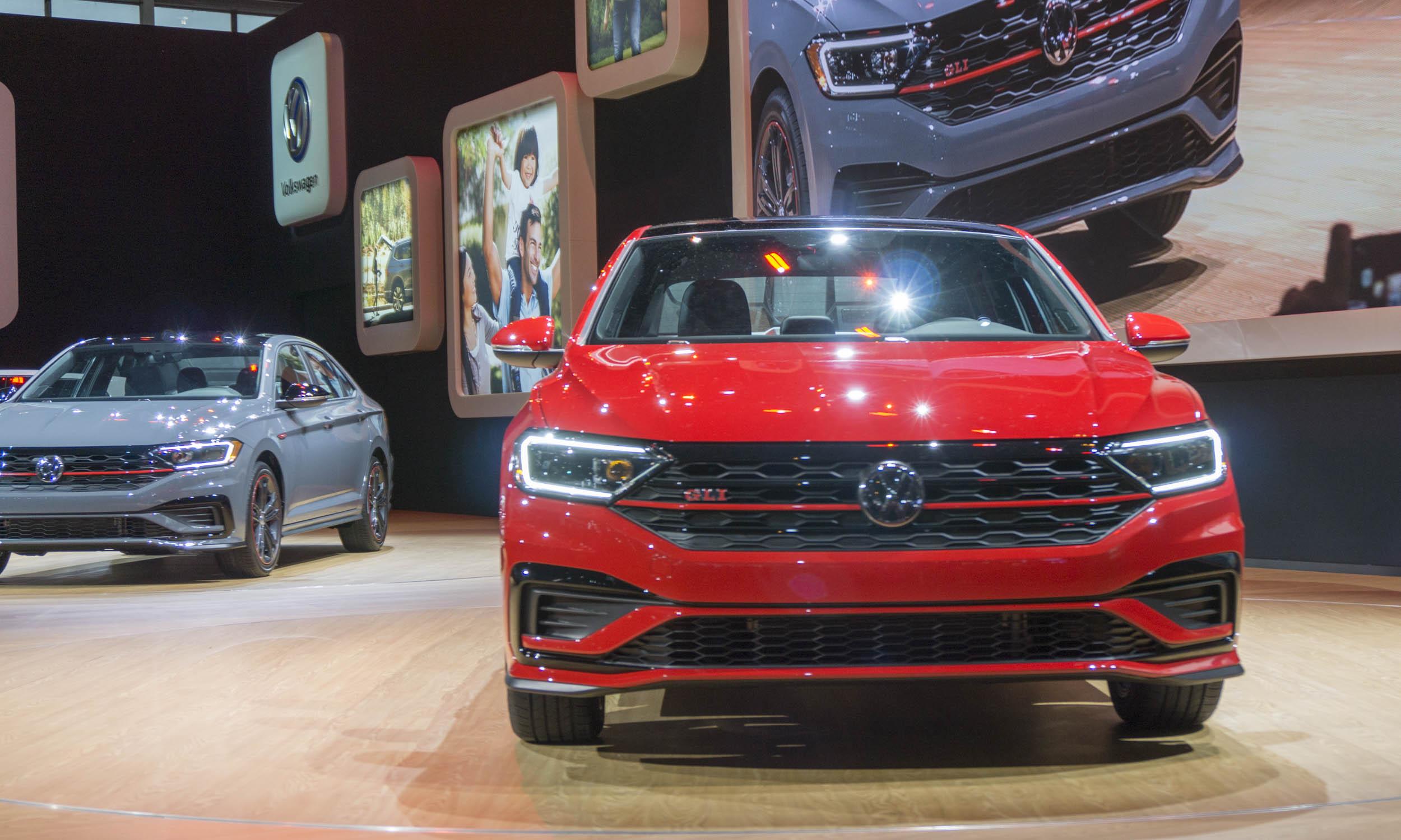 2019 Chicago Auto Show Volkswagen Jetta GLInbsp
