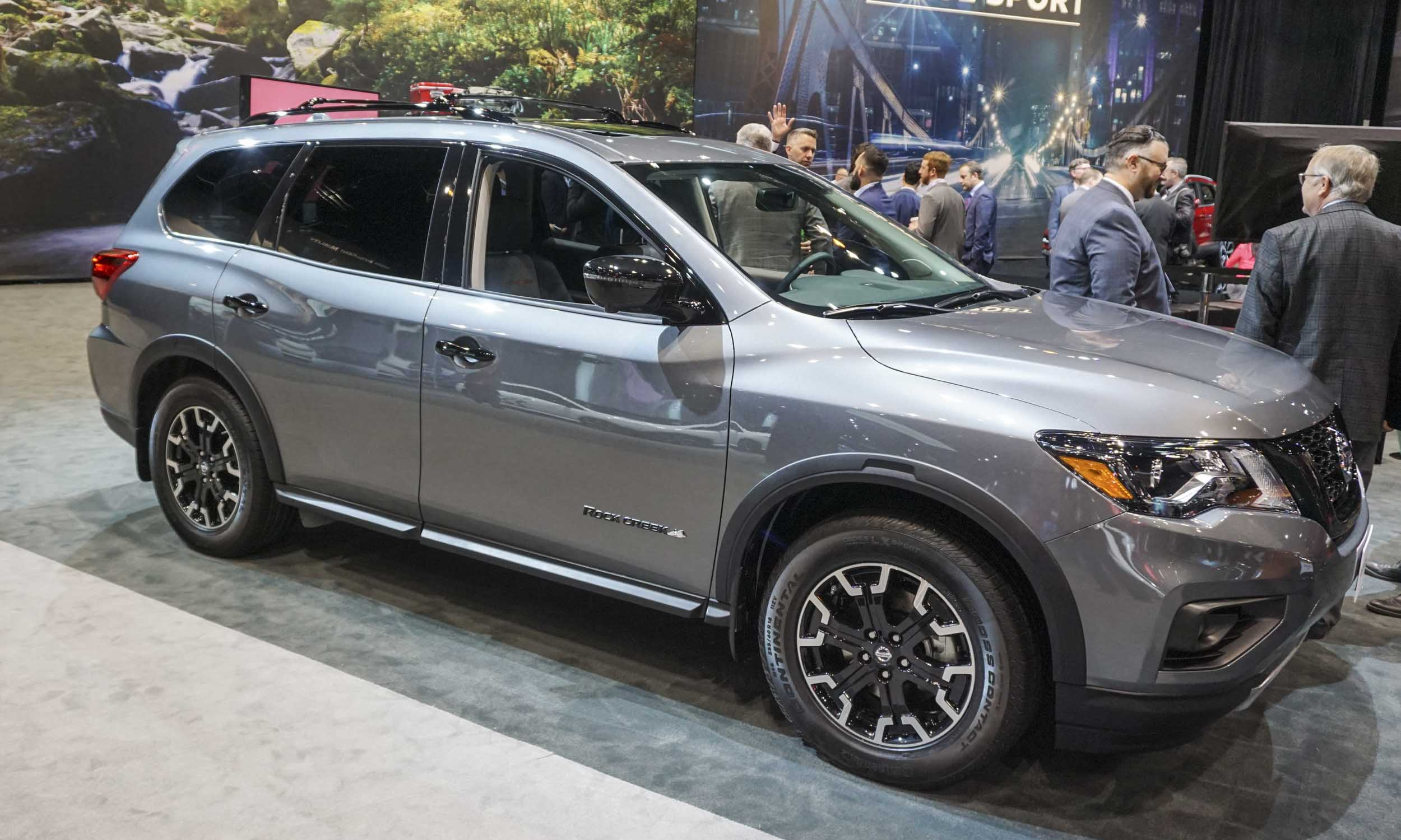 2019 Chicago Auto Show: Nissan Debuts 2 Crossovers ...