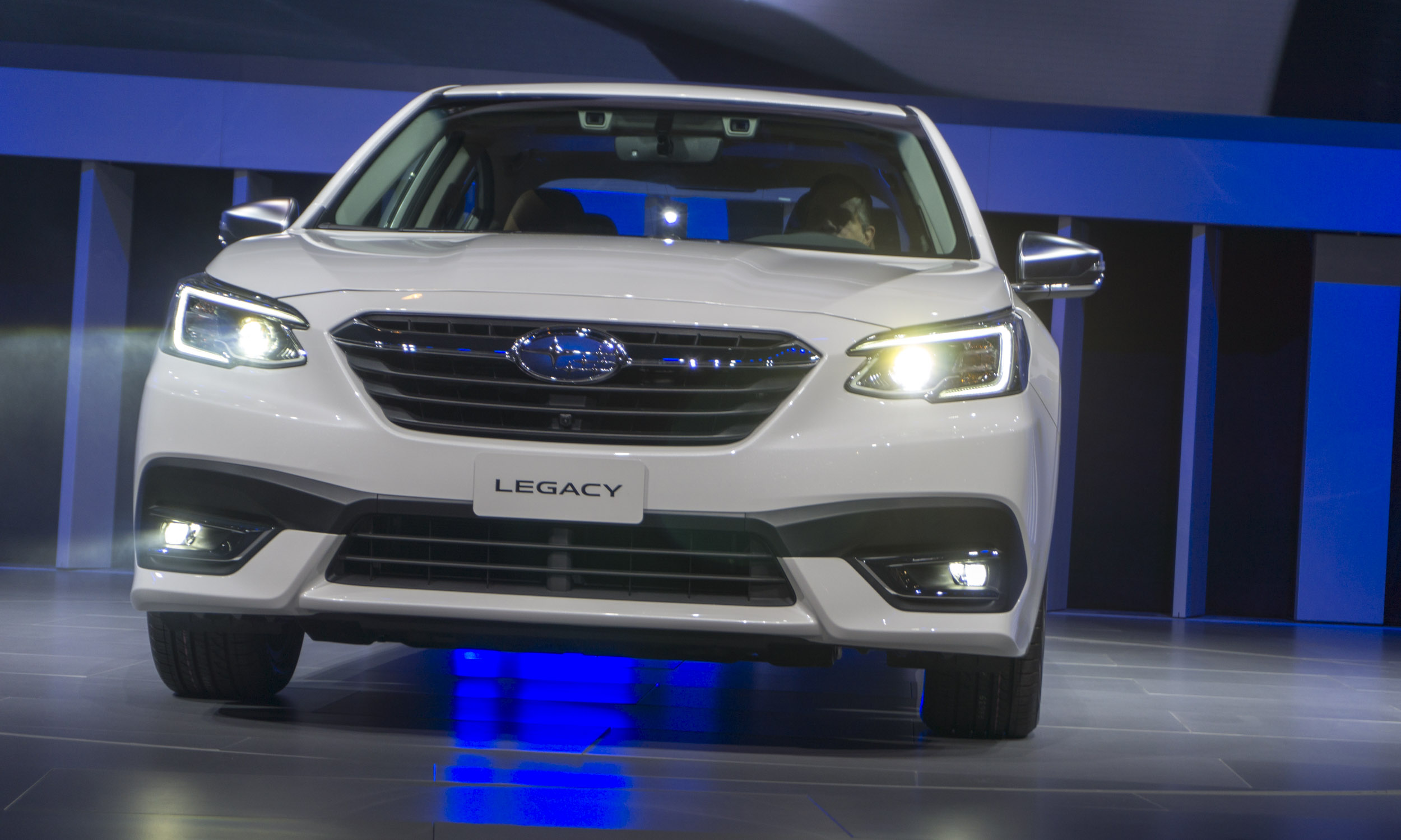 2019 Chicago Auto Show 2020 Subaru Legacynbsp