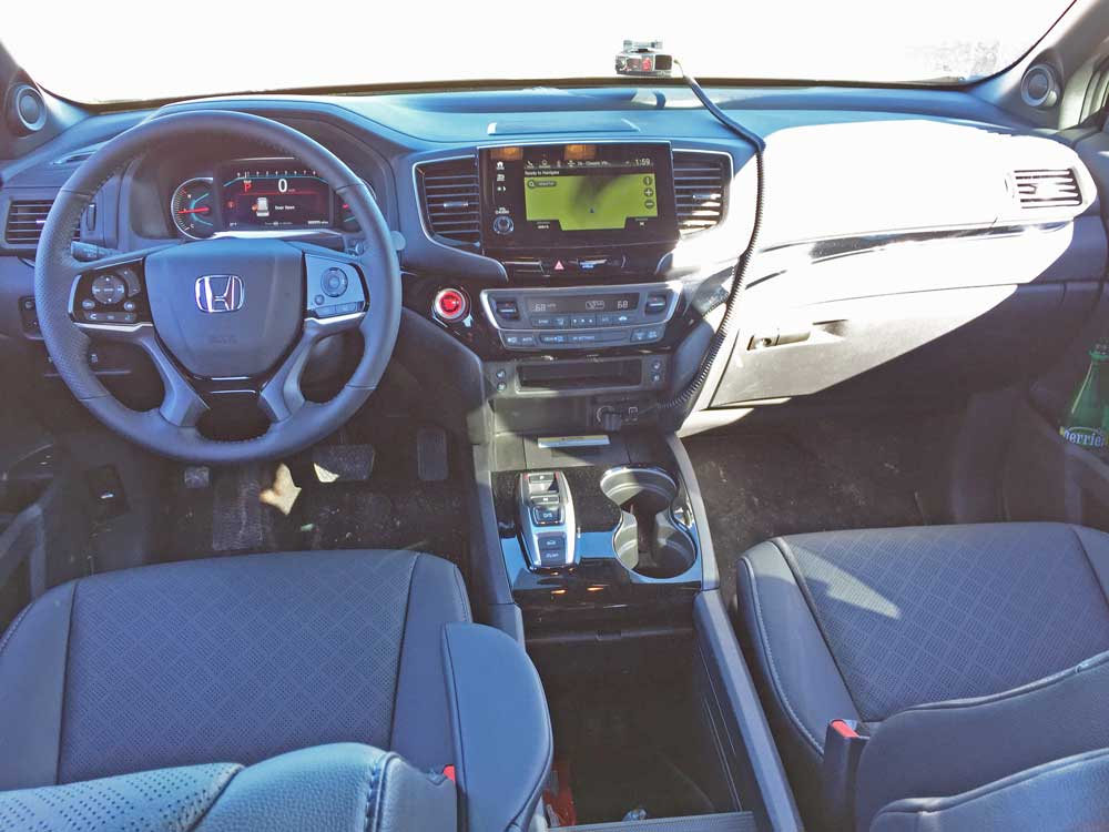 Honda-Passport-Elite-Dsh