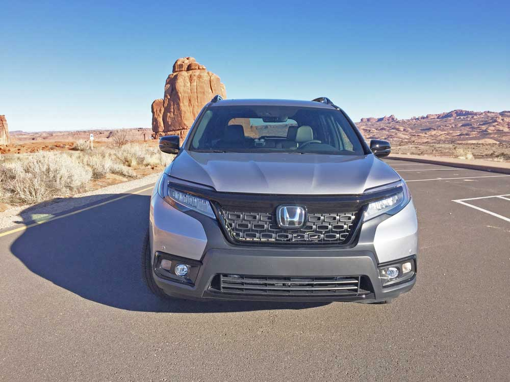 Honda-Passport-Elite-Nose