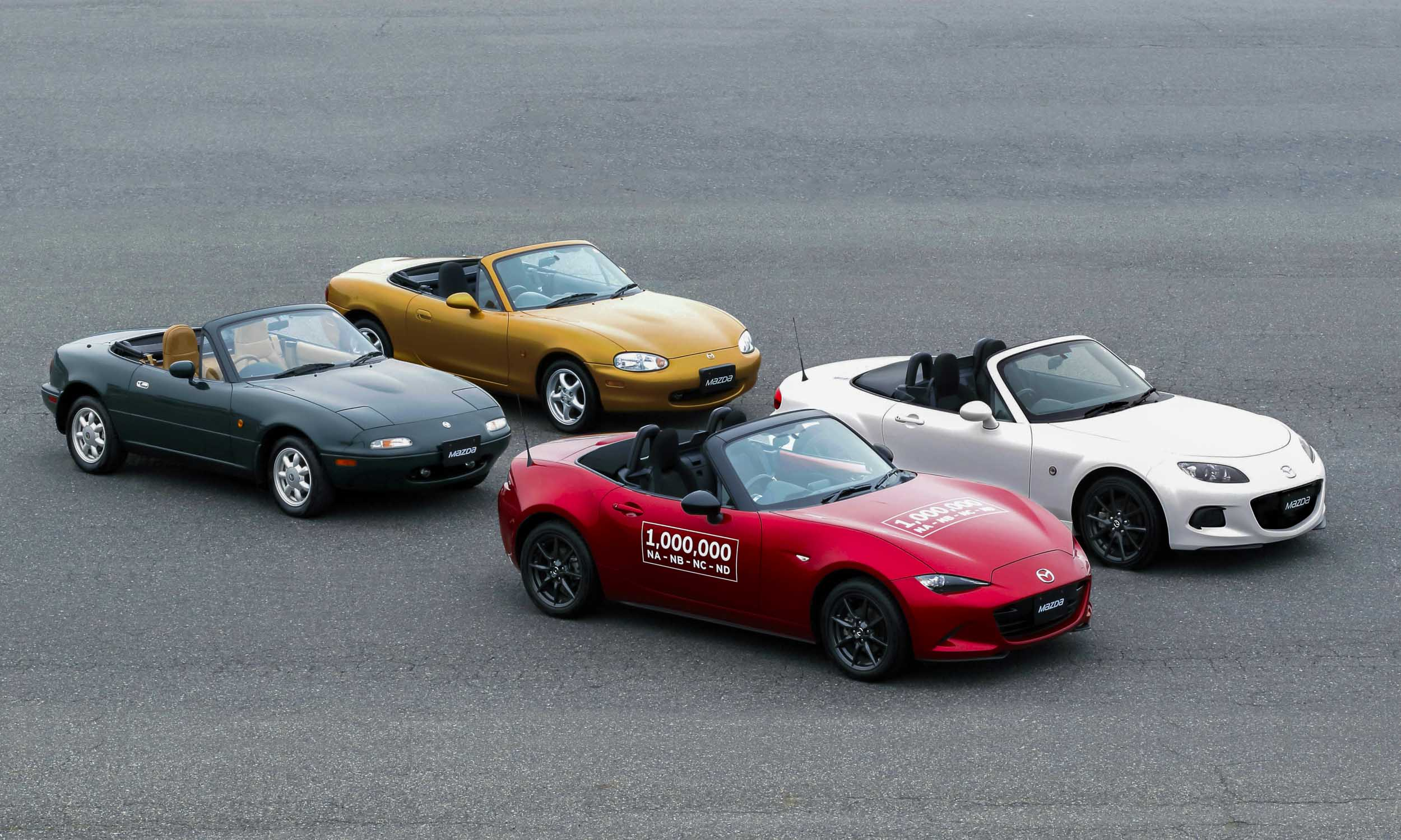 Happy 30th, Mazda MX-5 Miata!