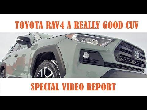 2019 TOYOTA RAV4 8211 One Sweet New CUVnbsp