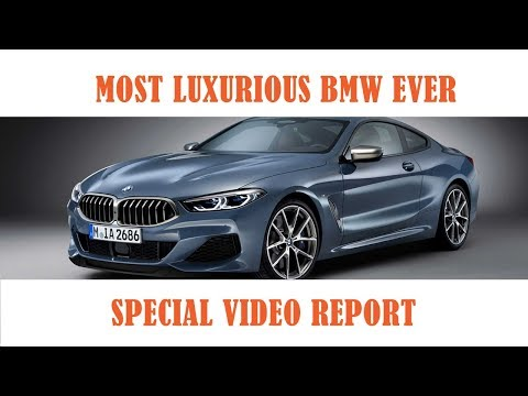 BMW 8 Series 8211 The Most Luxurious BMW Coupe evernbsp