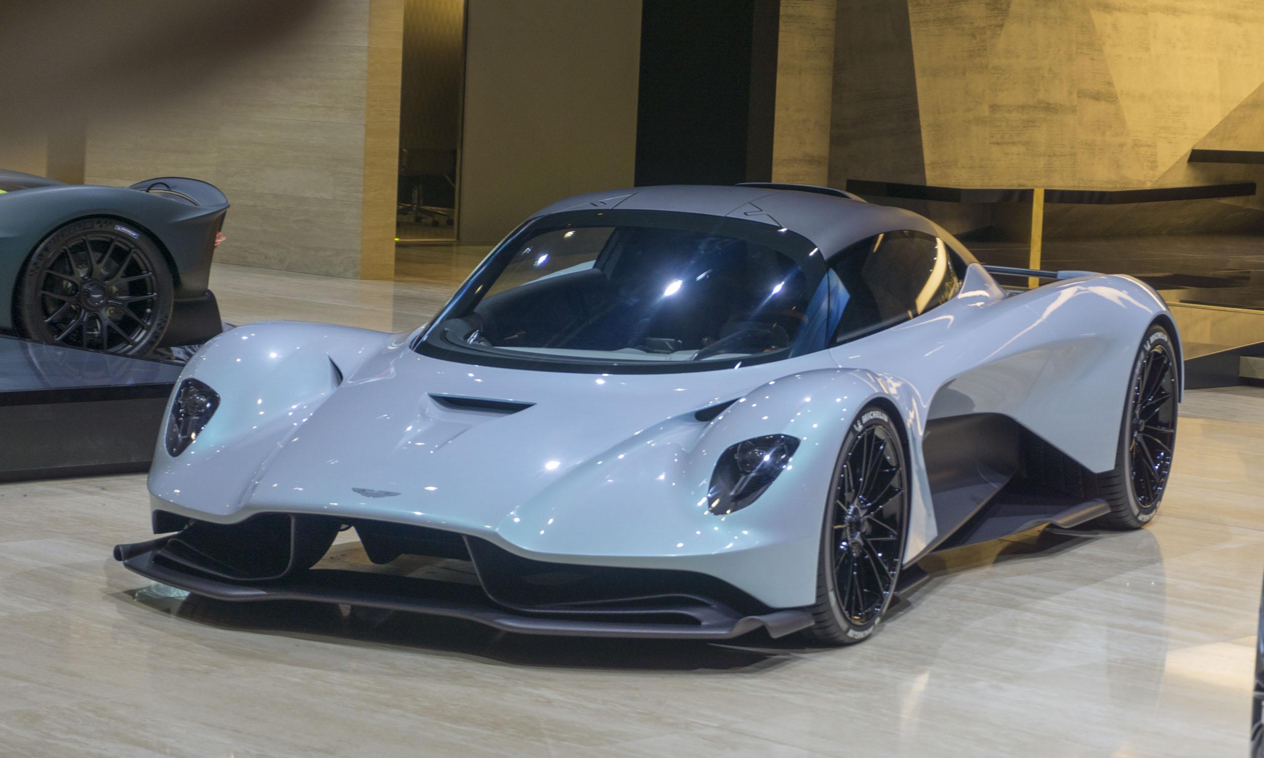 2019 Geneva Motor Show: Aston Martin AM-RB 003