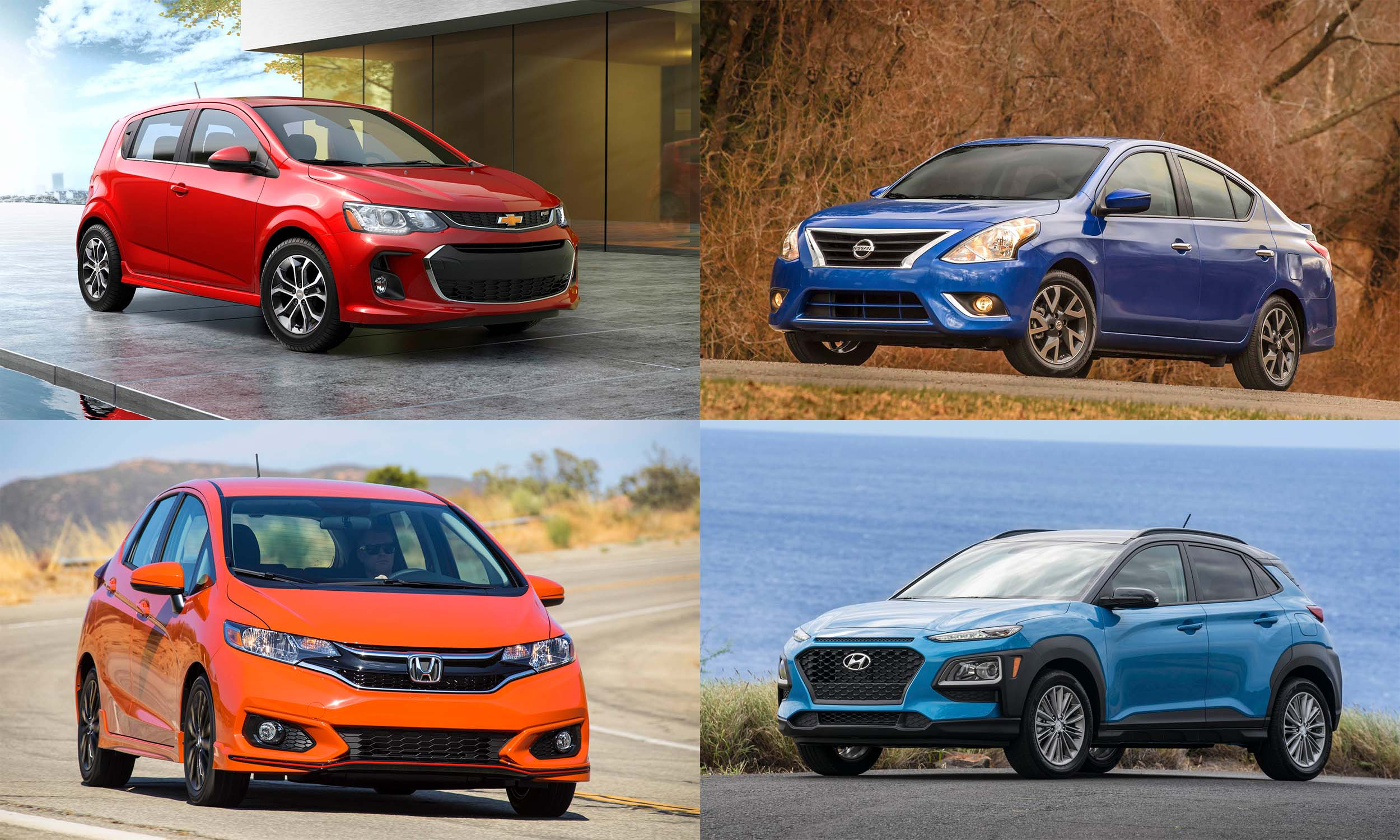© General Motors, © American Honda Motors, © Nissan North America, © Automotive Content Experience
