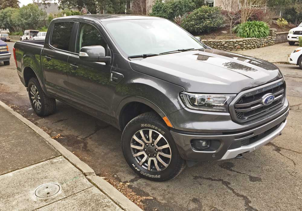2019 Ford Ranger SuperCrew 4×4 Lariat Test Drive