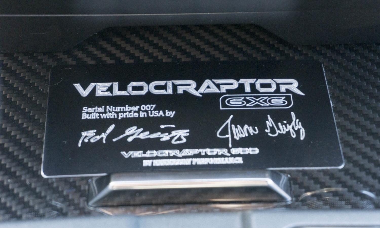 Ford Hennessey VelociRaptor 6X6