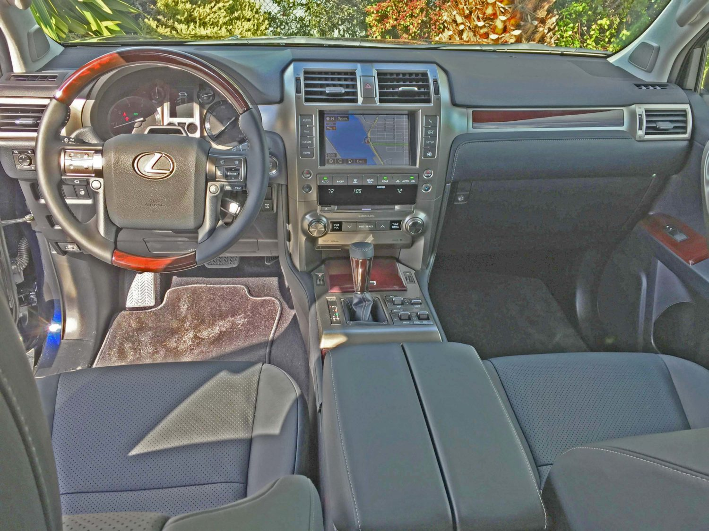 Lexus GX 460 Lux Dsh