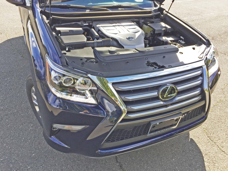 Lexus GX 460 Lux Eng