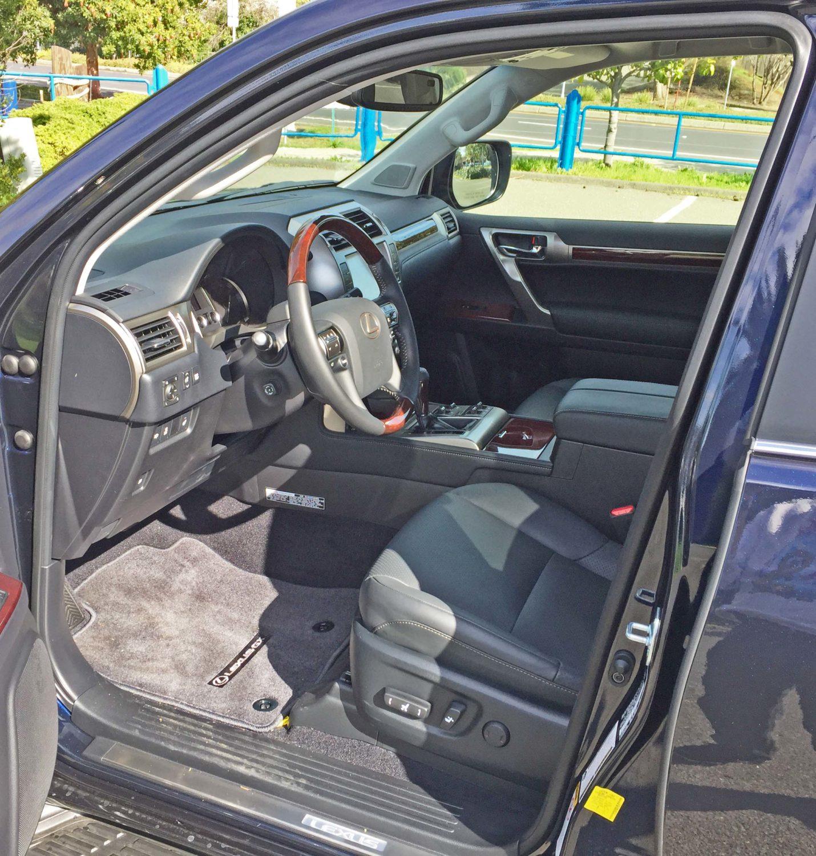 Lexus GX 460 Lux Int