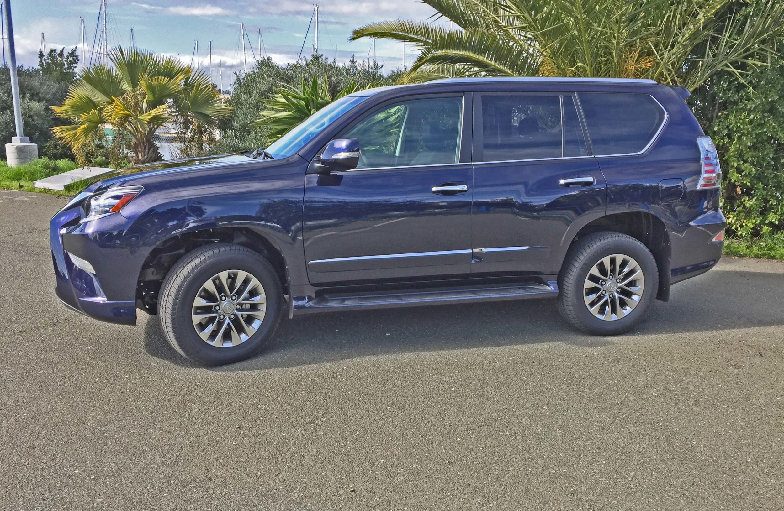 2019 Lexus GX 460 Luxury Test Drive
