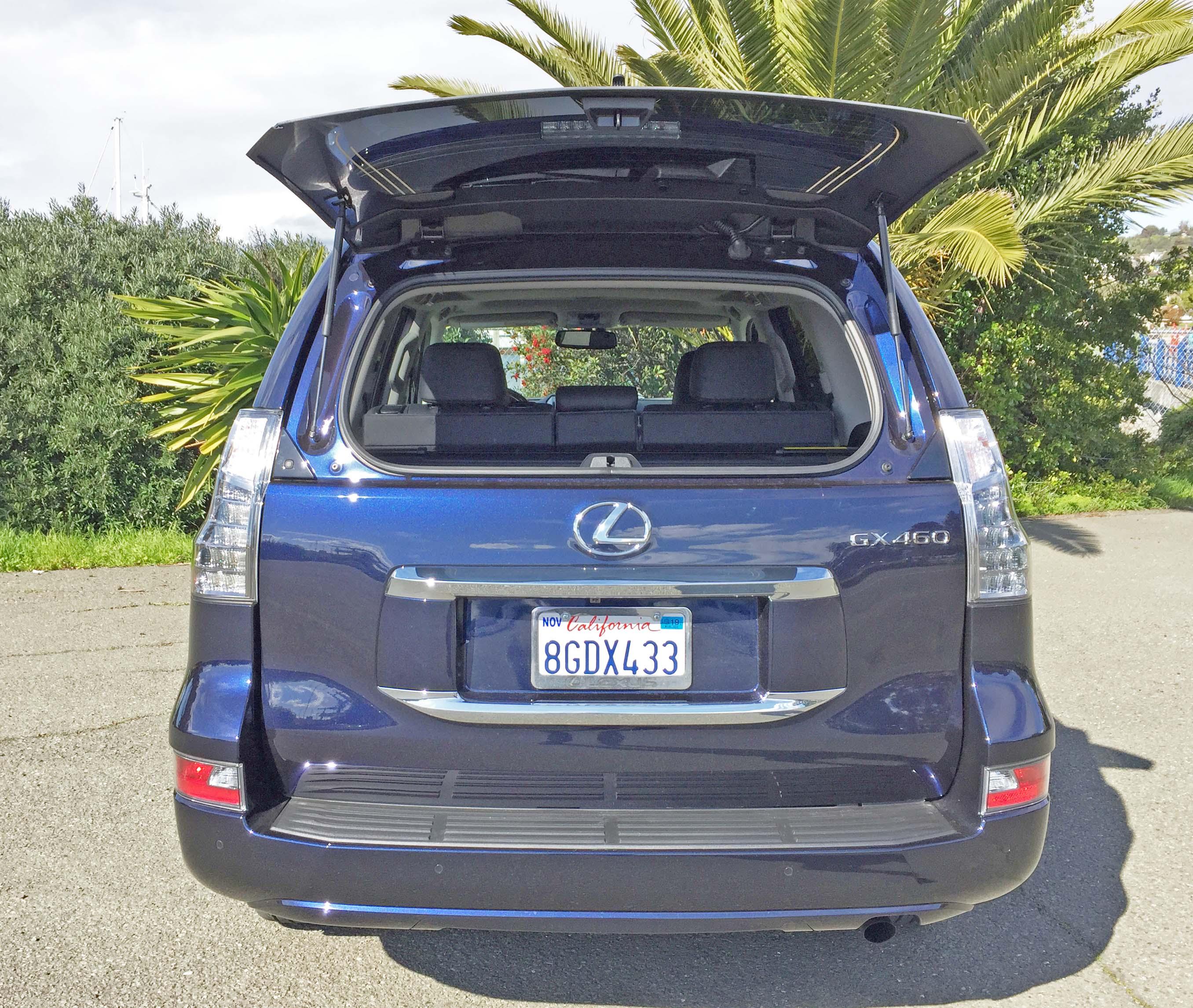 2019 Lexus GX 460 Luxury Test Drive
