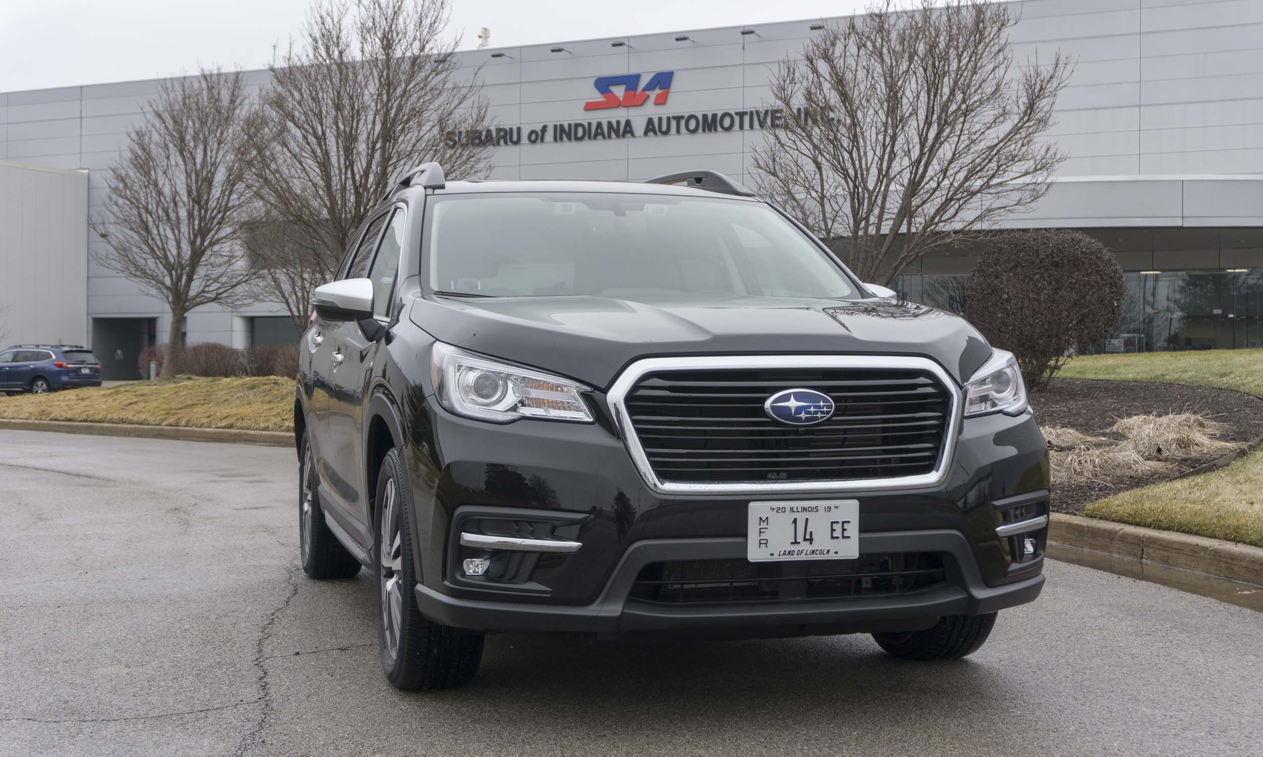 A Car Is Born Inside Subarus US Plantnbsp