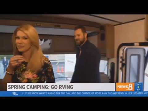 Mike Caudill Is Your RV Motorhome and Camper Expert This Springnbsp