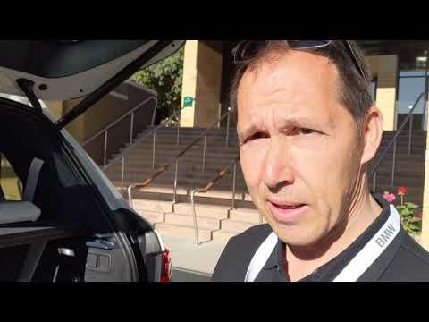 BMW X7 auto seat and door demonbsp