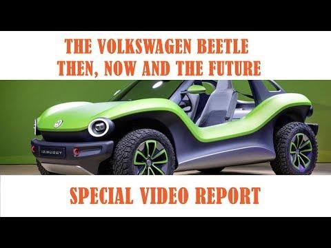 Volkswagen Beetle Then Now and the Futurenbsp