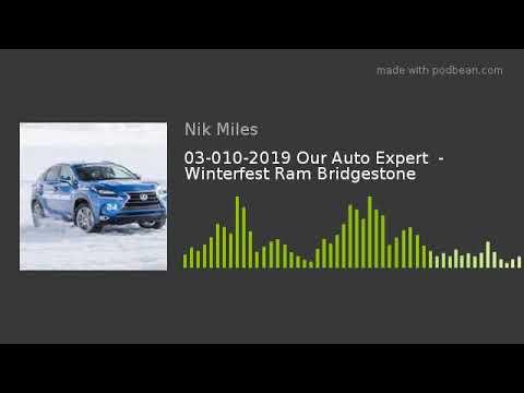 030102019 Our Auto Expert 8211 Winterfest Ram Bridgestonenbsp