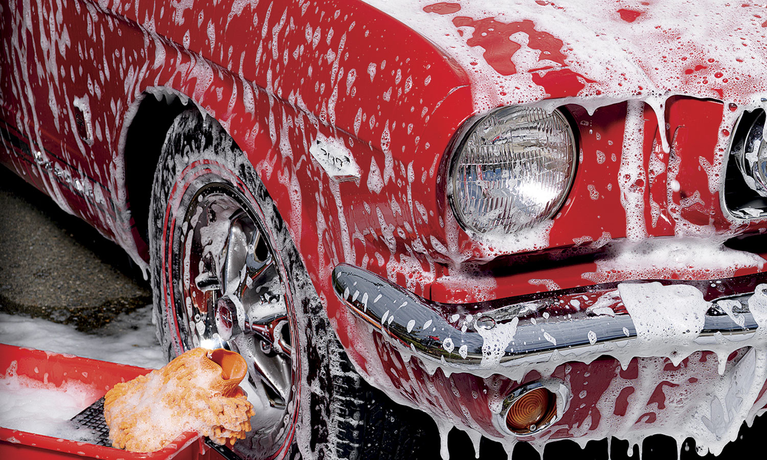 Wash Your Car Like a Pro