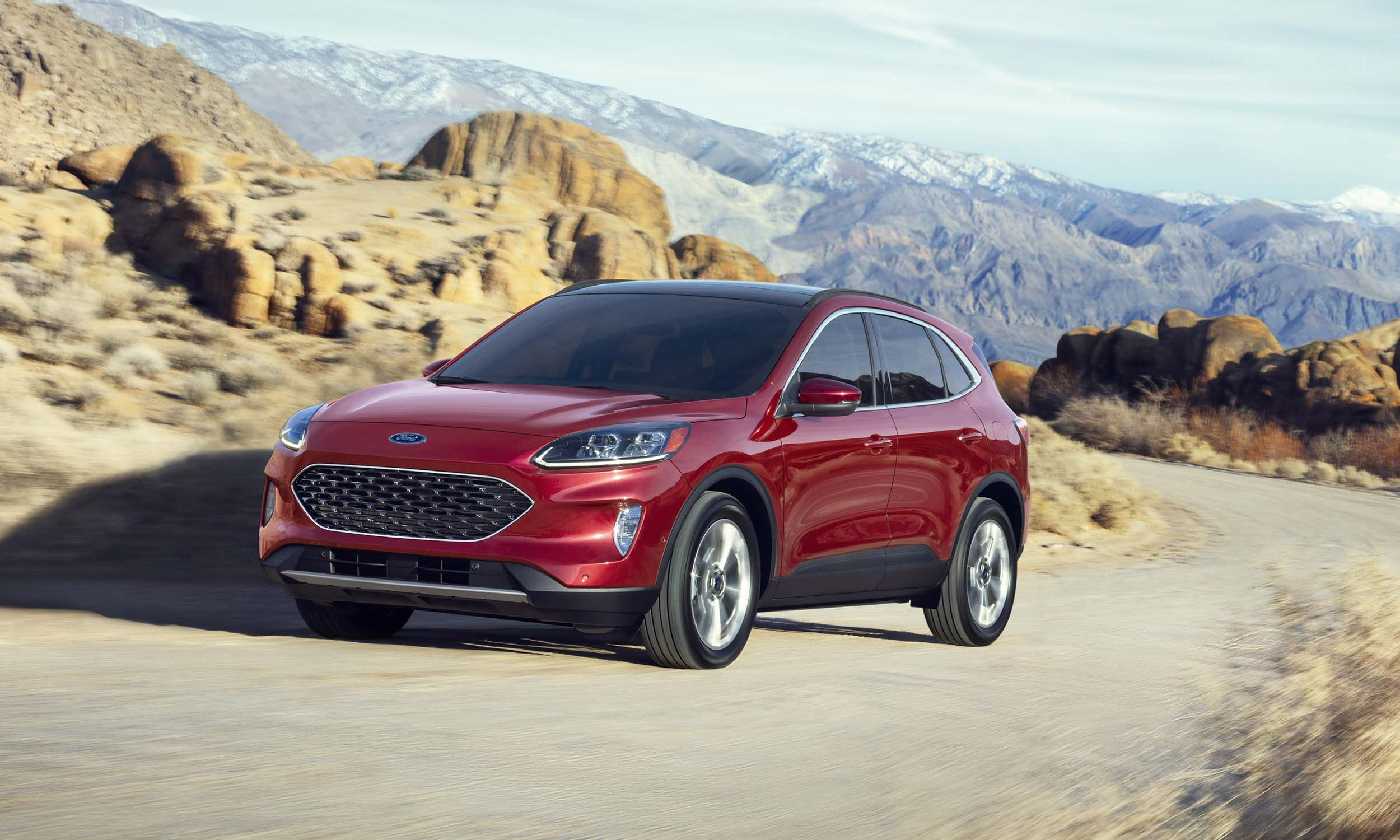 2020 Ford Escape First Looknbsp