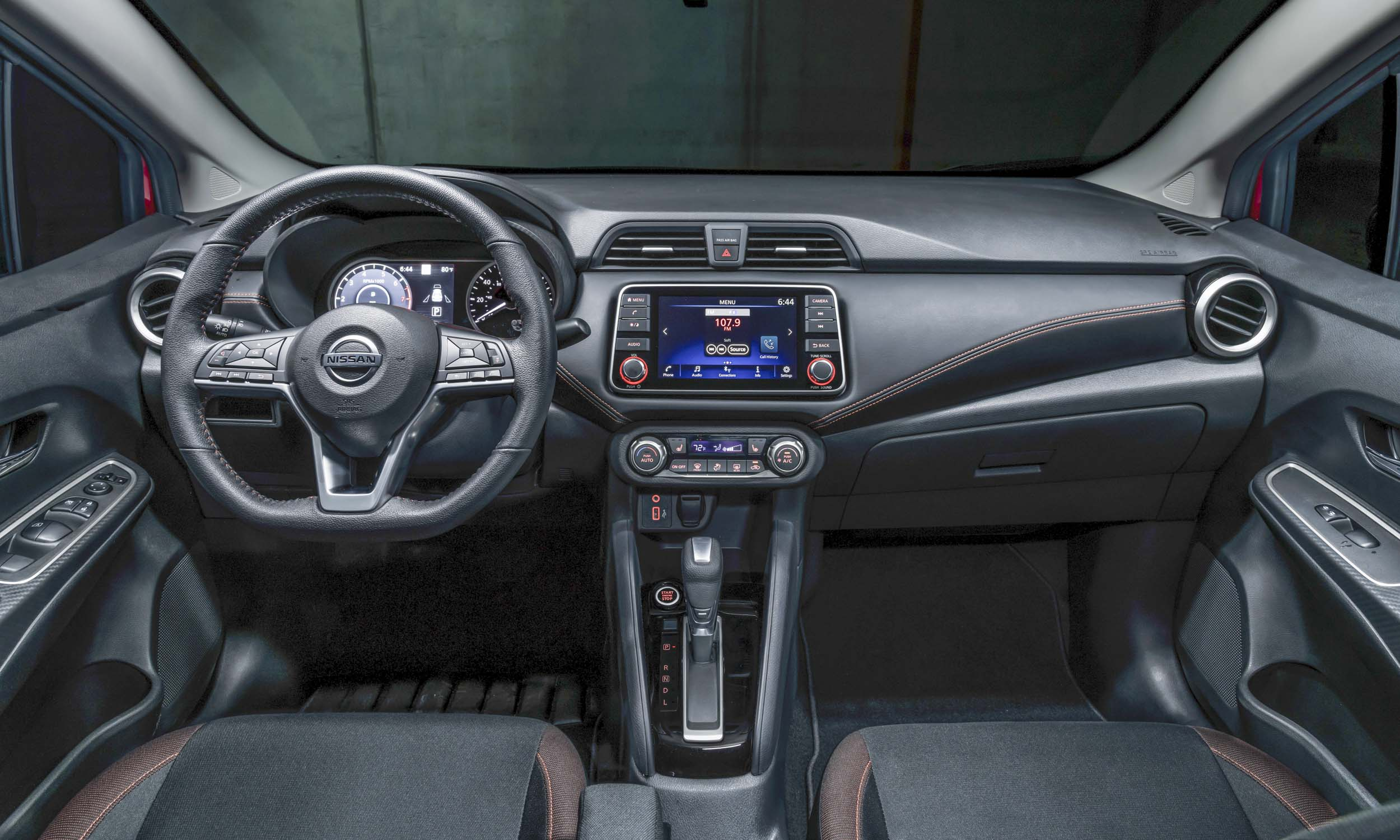 2020 Nissan Versa First Look Our Auto Expert