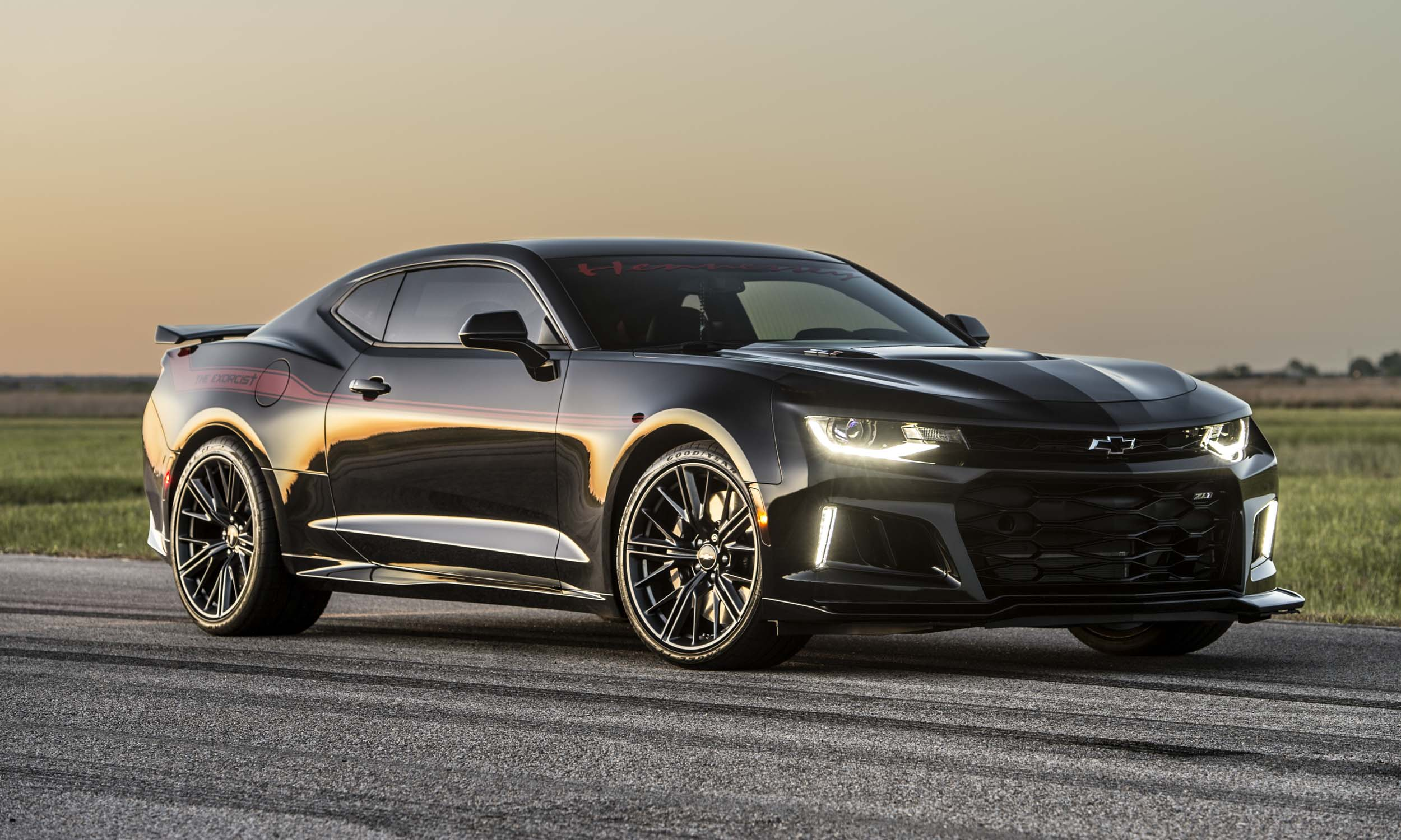 A 1000Horsepower Camaro Hennessey Builds That And Morenbsp