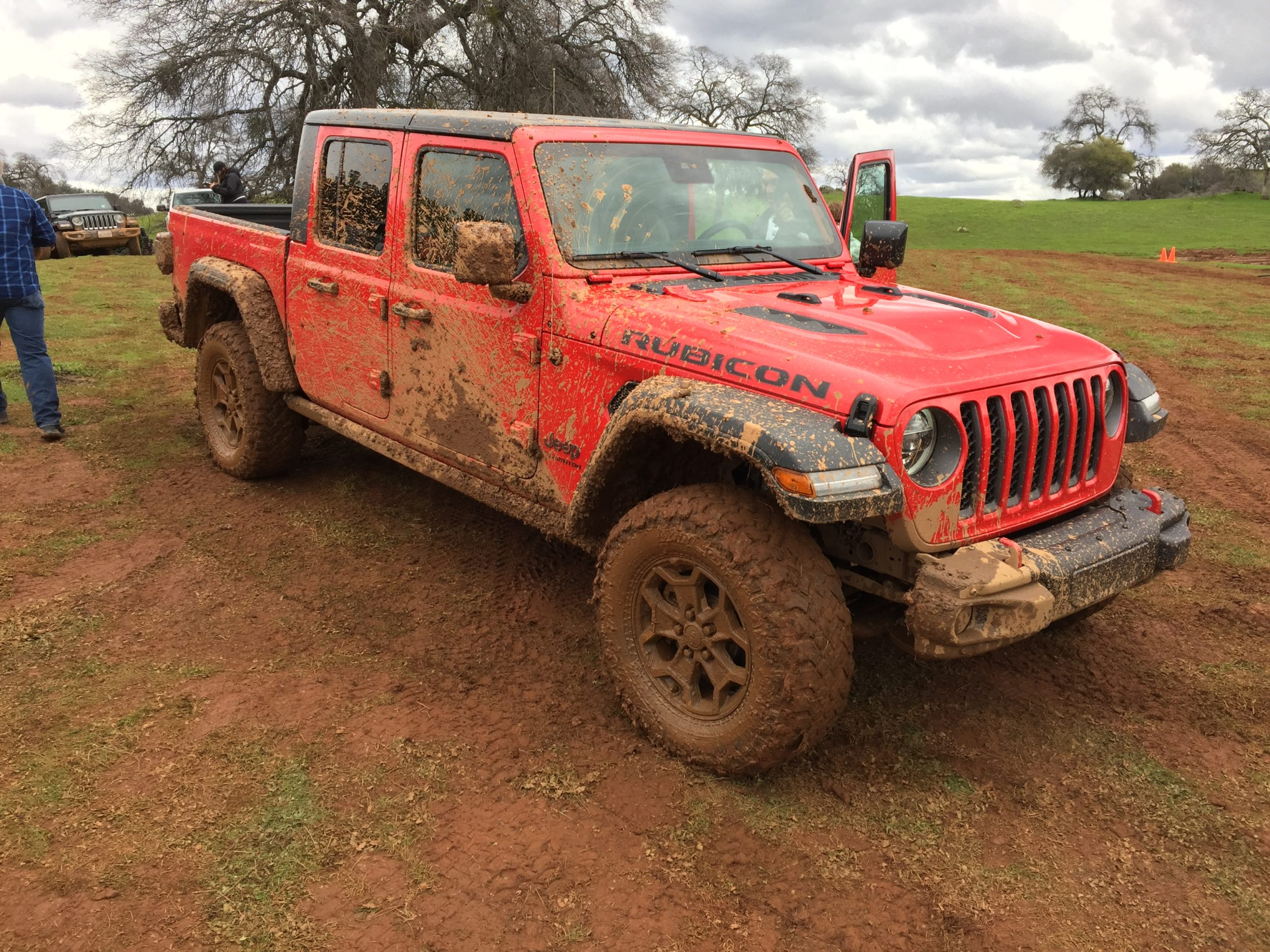 Jeep Gladiator Rubicon Mudder