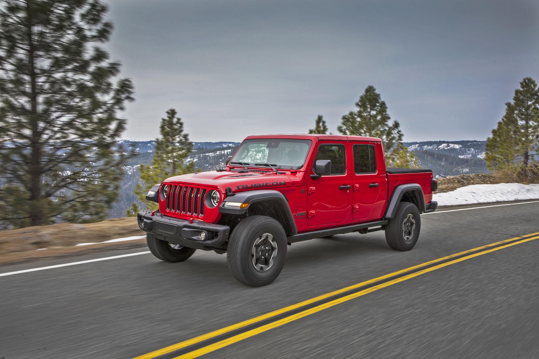 2020 Jeep Gladiator Rubicon Test Drive