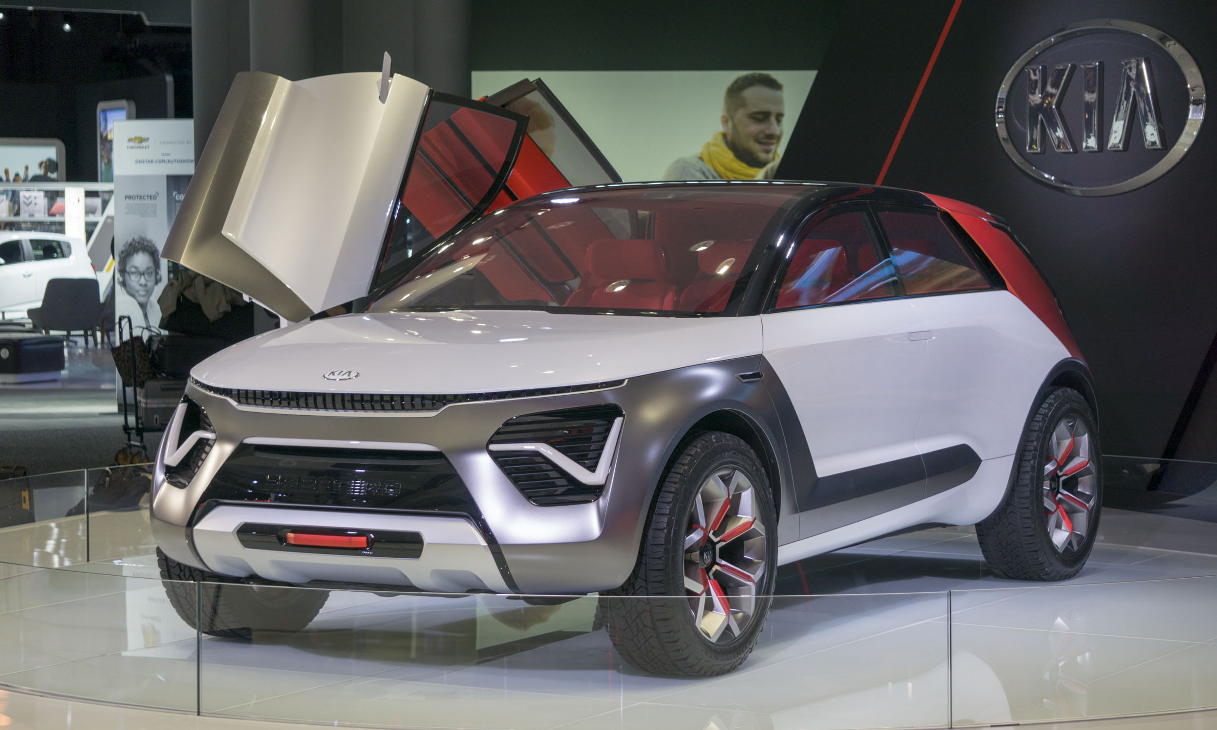 2019 New York Auto Show: The SUVs