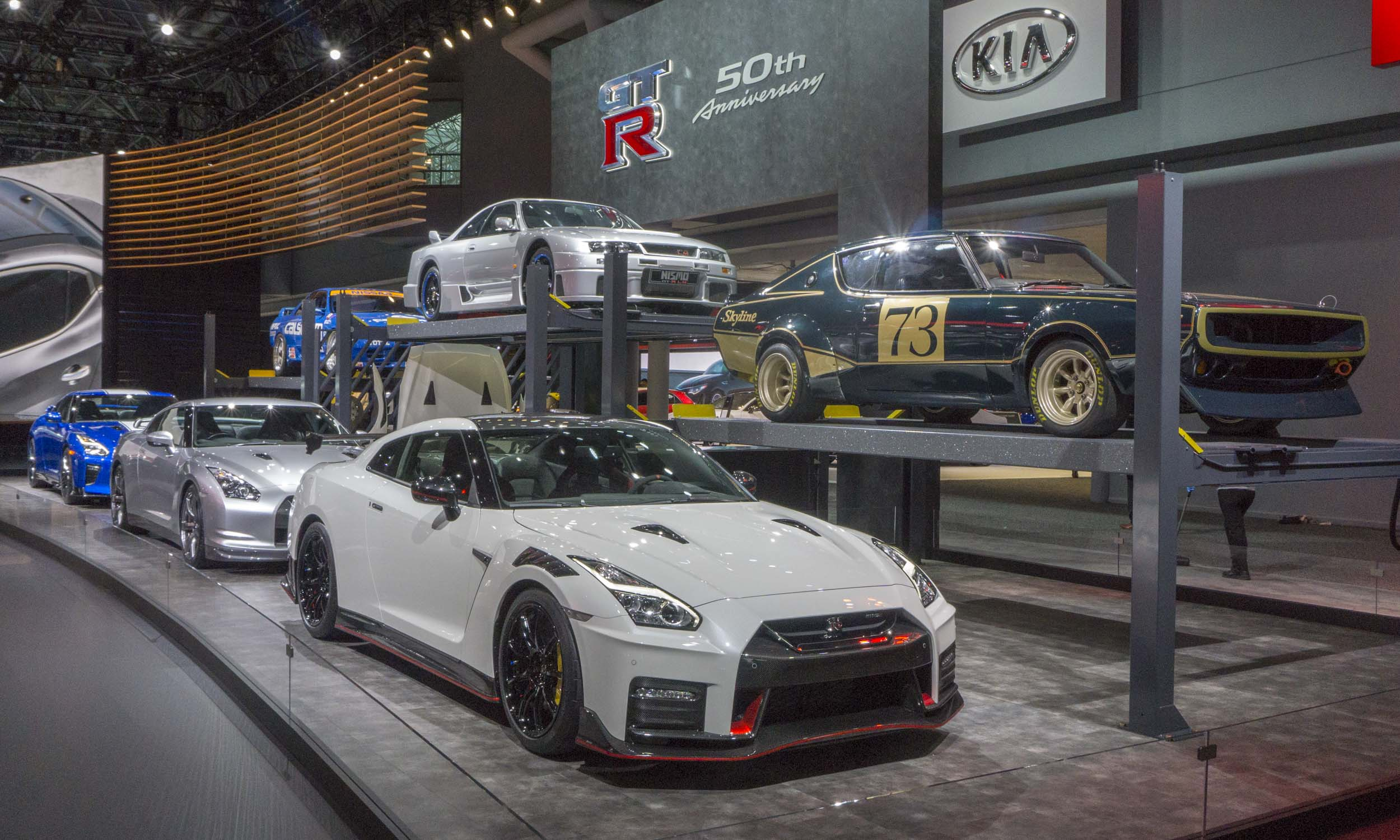 2019 New York Auto Show: Luxury and Performance Cars