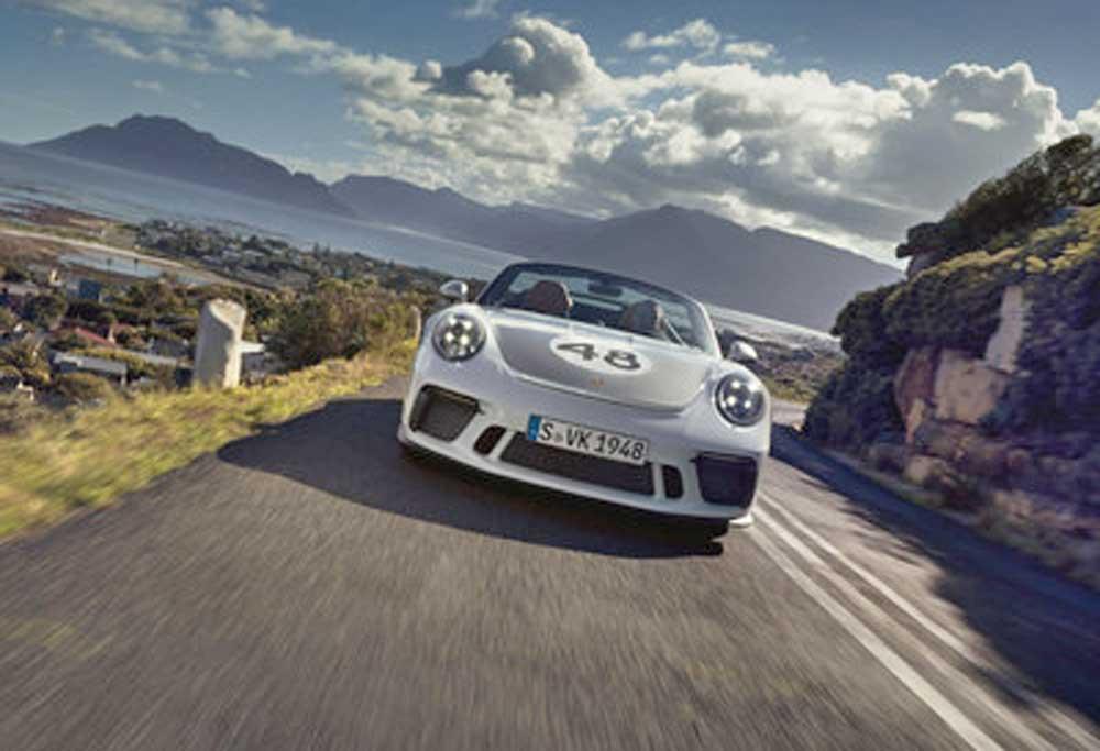 Porsche-Speedster-Concept-Nose