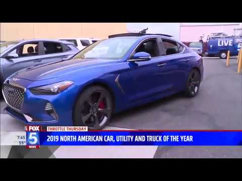 Car Truck and Utility of the Year Fox 5 San Diegonbsp