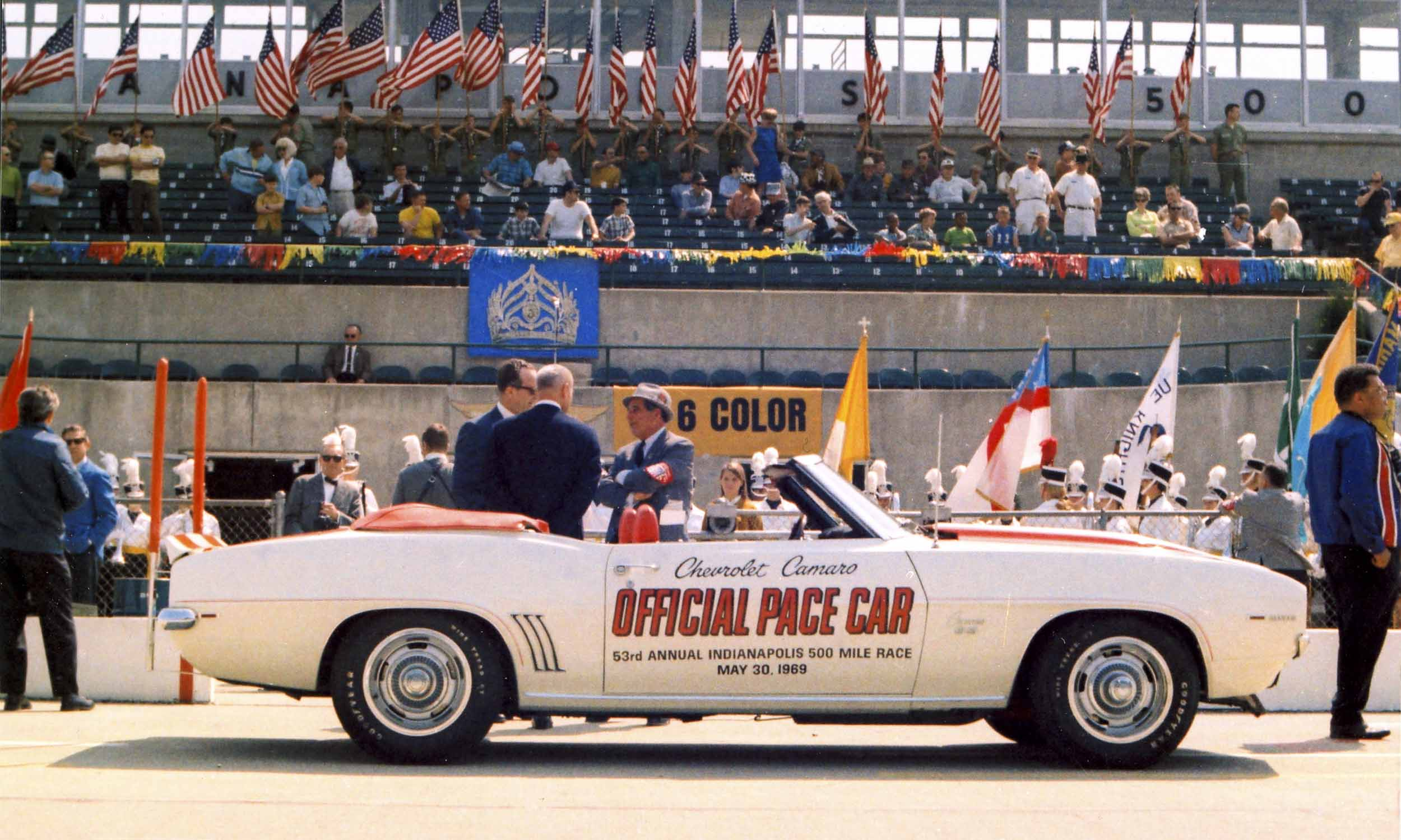 Indy 500 Pace Cars A Look Backnbsp