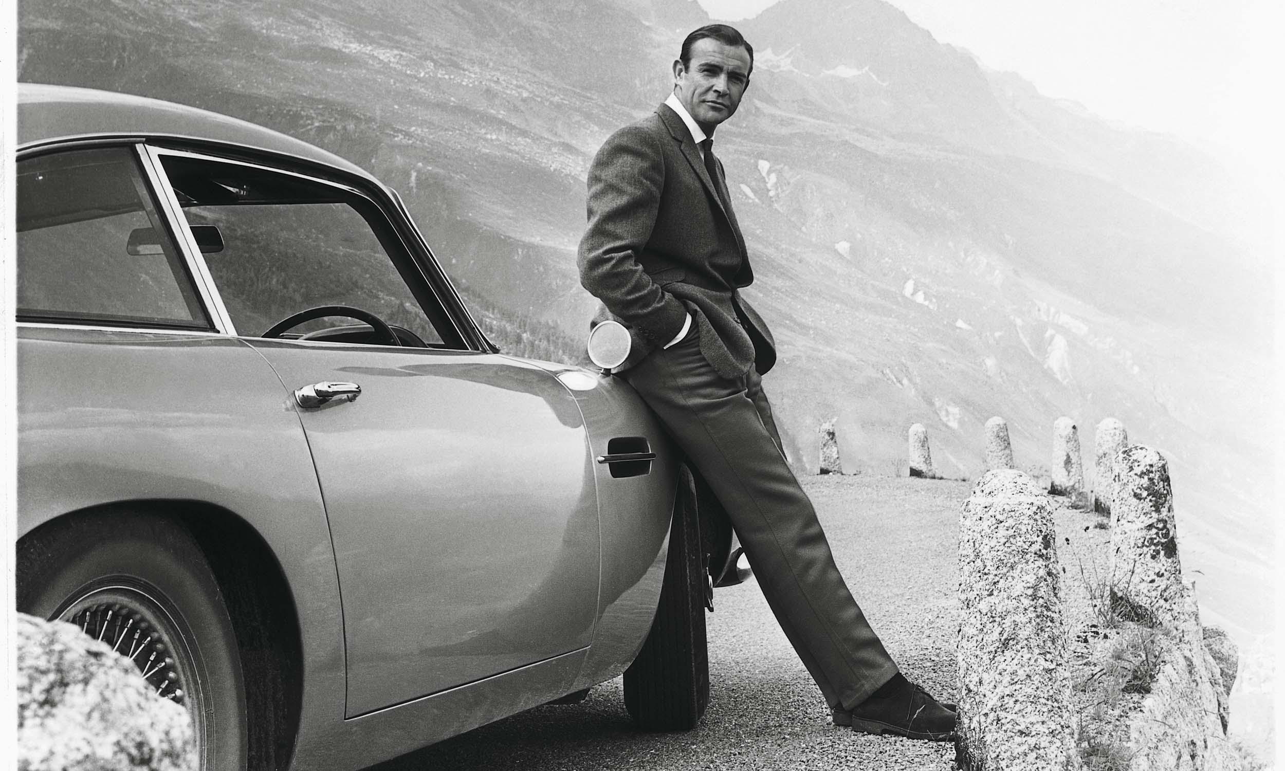 007s Aston Martin DB5 Returnsnbsp