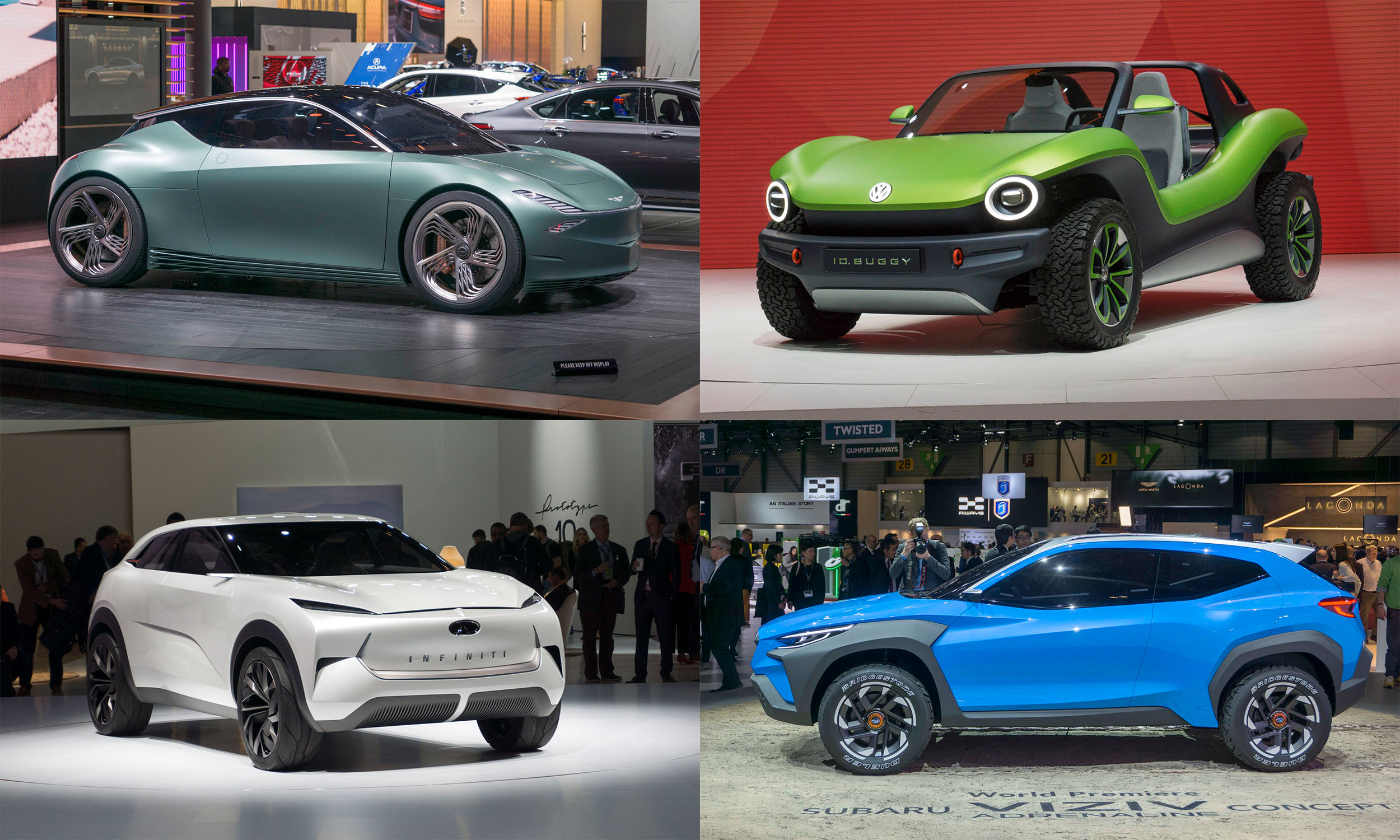 Year in Review: 2018 Auto Show Wrap-Up   Our Auto Expert