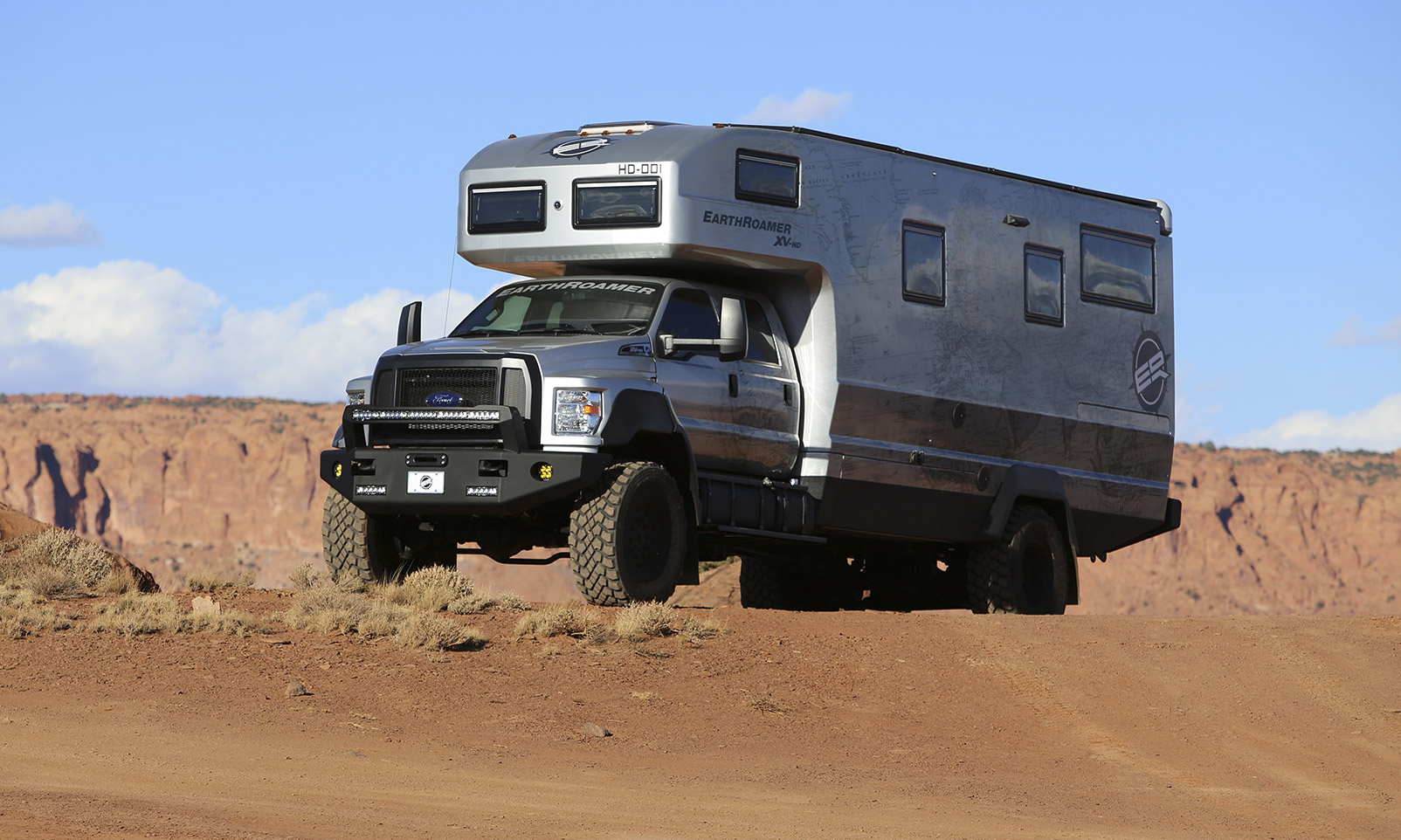 Off-Road RVs Ready for Adventure