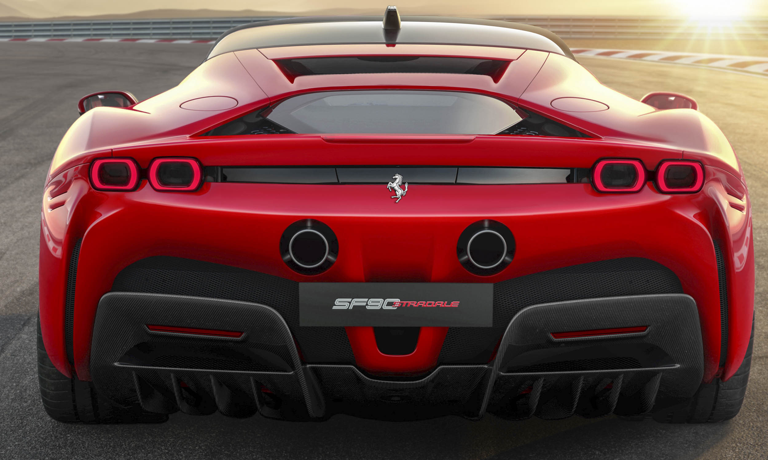 © Ferrari North America
