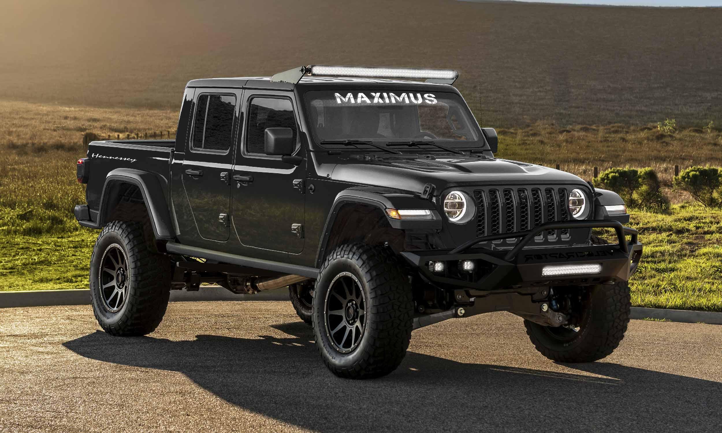 Jeep Gladiator MAXIMUS 1000 First Looknbsp