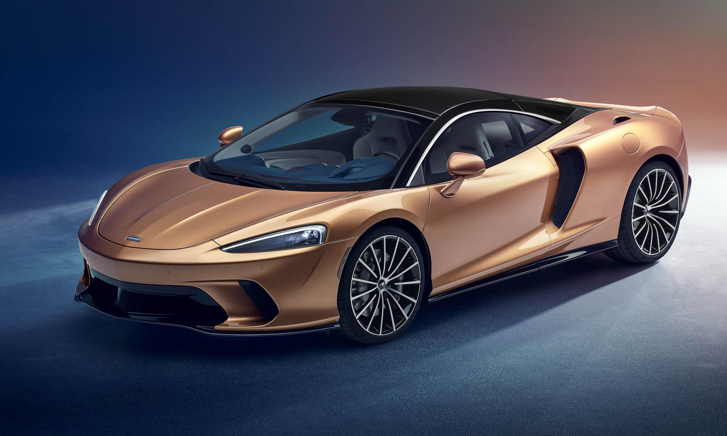 McLaren GT: First Look