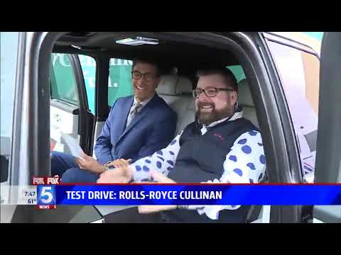 RollsRoyce Cullinan 8211 Fox 5nbsp