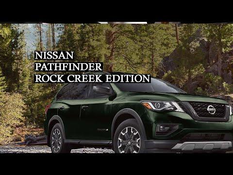 Nissan Pathfinder Rock Creek Editionnbsp