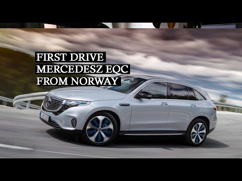FIRST DRIVE MERCEDES EQC FROM NORWAYnbsp