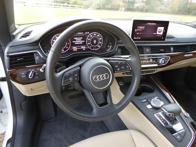Audi A5 Coupe Test Drive   Our Auto Expert