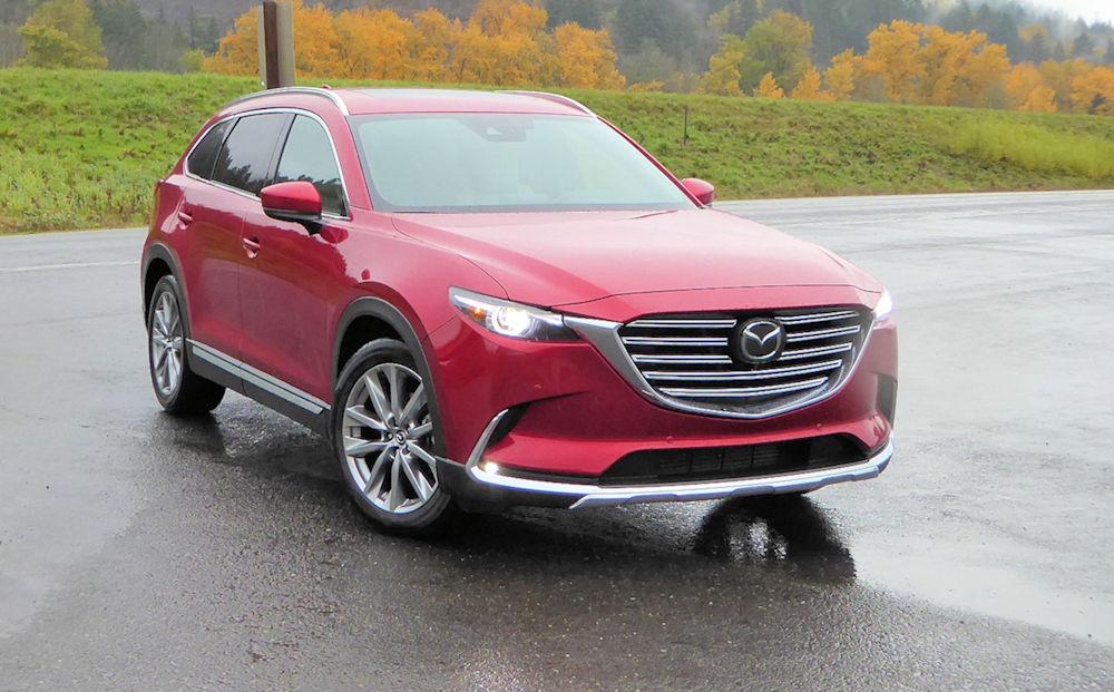 2019 Mazda CX-9 Test Drive