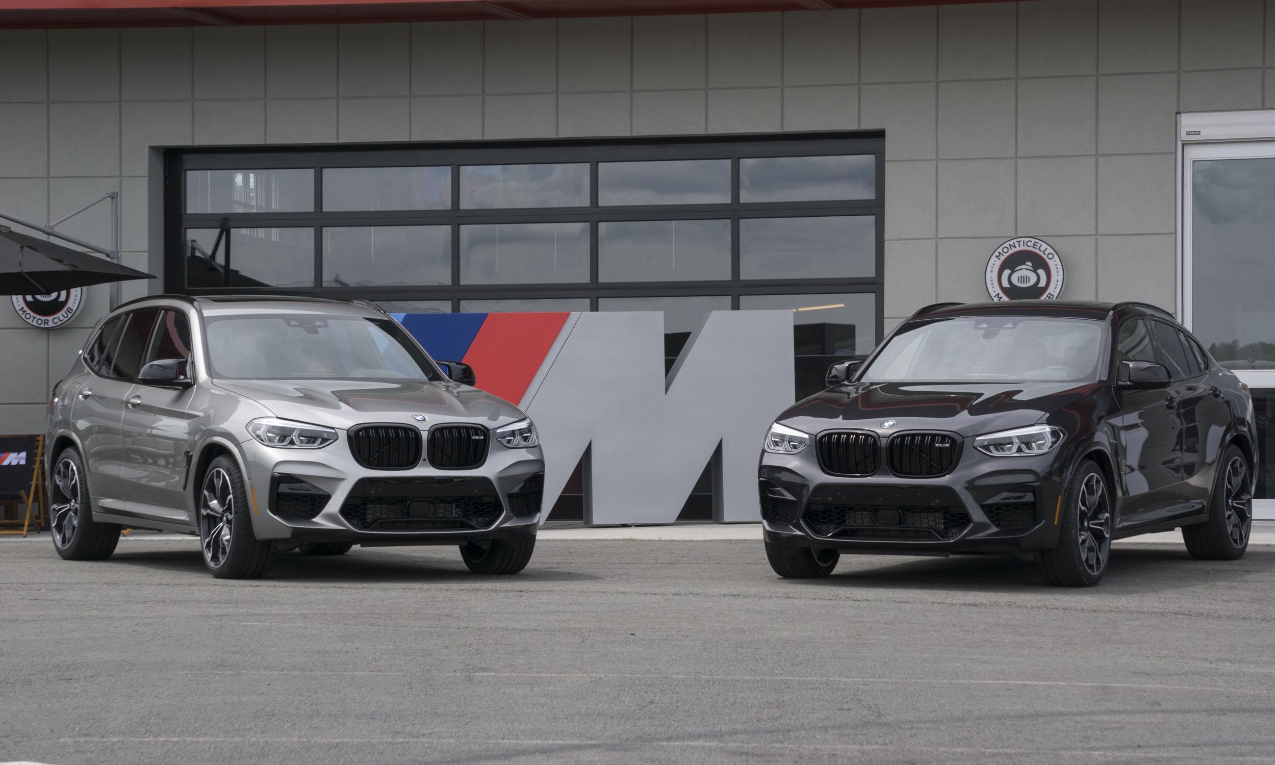2020 BMW X3 M X4 M First Drive Reviewnbsp